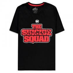 Camiseta Logo Suicide Squad 2 DC Comics - Imagen 1