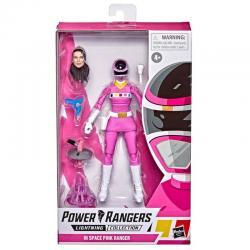 Figura Pink Ranger Power Rangers In Space 15cm - Imagen 1