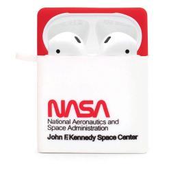 NASA PowerSquad Caja de Carga Inalámbrica para AirPods Logo - Imagen 1