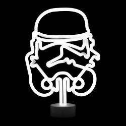 Original Stormtrooper Lámpara LED 37 cm - Imagen 1