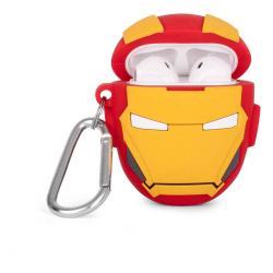 Marvel PowerSquad Caja de Carga Inalámbrica para AirPods Iron Man - Imagen 1