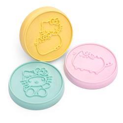 Pusheen Sello de la galleta Hello Kitty - Imagen 1