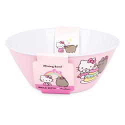 Pusheen Tazón para mezclar Hello Kitty - Imagen 1