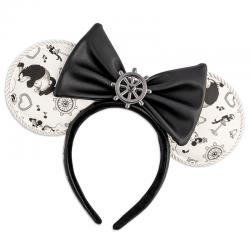 Diadema orejas Steamboat Willie Minnie Mouse Disney Loungefly - Imagen 1