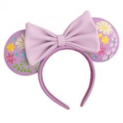 Diadema orejas Flowers Minnie Disney Loungefly - Imagen 1