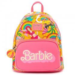 Mochila Fun in the Sun Barbie Loungefly 26cm - Imagen 1