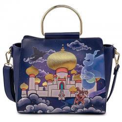 Bolso Castillo Jasmine Aladdin Disney Loungefly - Imagen 1