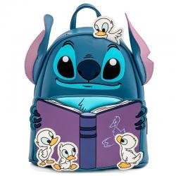 Mochila Story Time Duckies Lilo and Stitch Disney Loungefly 26cm - Imagen 1