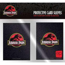 Parque Jurásico Fundas Cartas Standard Size (100) - Imagen 1