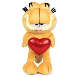 Peluche Garfield Corazon soft 20cm - Imagen 1