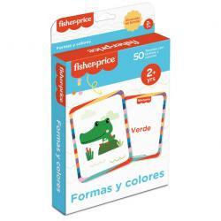 Cartas de Aprendizaje Formas y Colores - Imagen 1