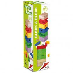 Juego Block Colores Basicos - Imagen 1