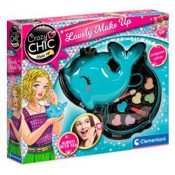 Estuche Maquillaje Delfin Lovely Make Up Crazy Chic - Imagen 1