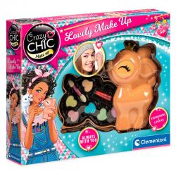 Estuche Maquillaje Cervatillo Lovely Make Up Crazy Chic - Imagen 1