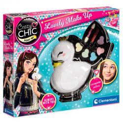 Estuche Maquillaje Cisne Lovely Make Up Crazy Chic - Imagen 1