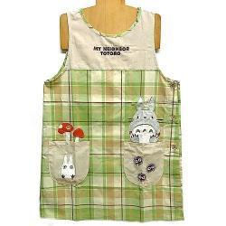 Mi vecino Totoro Delantal Totoro - Imagen 1