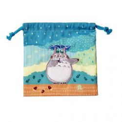 Mi vecino Totoro Saco Marine Totoro under the rain 20 x 19 cm - Imagen 1