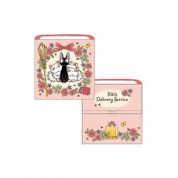 Nicky, la aprendiz de bruja Cojín Jiji & Lily 30 x 30 x 5 cm - Imagen 1