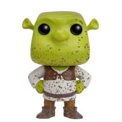 Shrek POP! Movies Vinyl Figura Shrek (Mud Splatter) 9 cm - Imagen 1