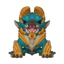 Monster Hunter Figura POP! Games Vinyl Zinogre 9 cm - Imagen 1