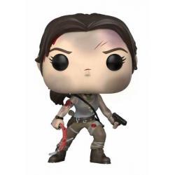 Tomb Raider POP! Games Vinyl Figura Lara Croft 9 cm - Imagen 1