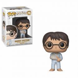 Harry Potter POP! Movies Vinyl Figura Harry Potter (PJs) 9 cm - Imagen 1