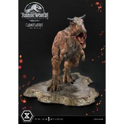 Jurassic World: Fallen Kingdom Estatua PVC Prime Collectibles 1/38 Carnotaurus 16 cm - Imagen 1