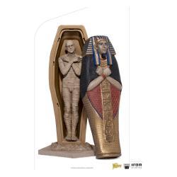 Universal Monsters Estatua 1/10 Art Scale The Mummy 25 cm - Imagen 1