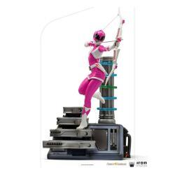 Power Rangers Estatua 1/10 BDS Art Scale Pink Ranger 23 cm - Imagen 1