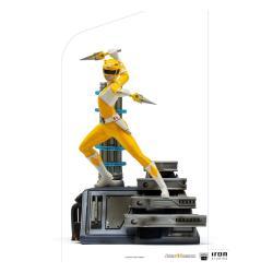 Power Rangers Estatua 1/10 BDS Art Scale Yellow Ranger 19 cm - Imagen 1