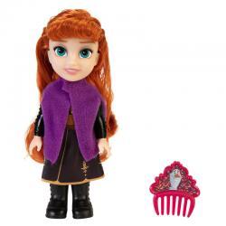 Muñeca Petite Anna Frozen 2 Disney 15cm - Imagen 1