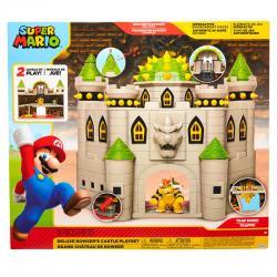 Playset Castillo Bowser deluxe Mario Bros - Imagen 1