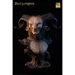 El Laberinto del Fauno Busto tamaño real Faun 73 cm - Imagen 1