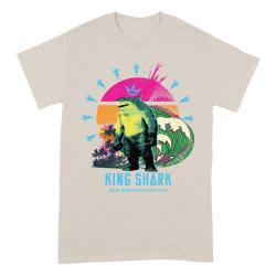 The Suicide Squad Camiseta King Shark talla S - Imagen 1