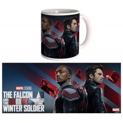 Marvel Taza The Falcon & the Winter Soldier Poster - Imagen 1