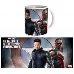 Marvel Taza The Falcon & the Winter Soldier Shield - Imagen 1