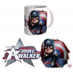 Marvel Taza The Falcon & the Winter Soldier Walker - Imagen 1