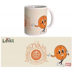 Loki Taza TVA and Miss Minutes - Imagen 1