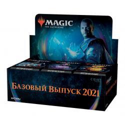 Magic the Gathering Core Set 2021 Caja de Sobres de Draft (36) ruso - Imagen 1