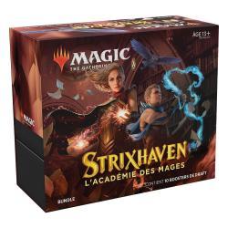 Magic the Gathering Strixhaven : l'Académie des Mages Bundle francés - Imagen 1