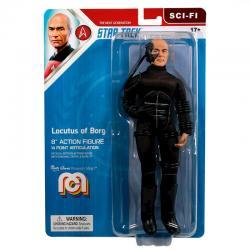 Figura Locutus the Borg Star Trek 20cm - Imagen 1