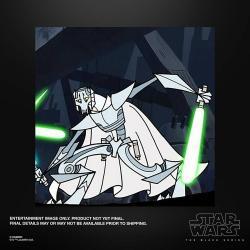 Star Wars The Clone Wars Black Series Figura 2022 General Grievous 15 cm - Imagen 1