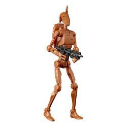 Star Wars The Clone Wars Vintage Collection Figura 2022 Battle Droid 10 cm - Imagen 1