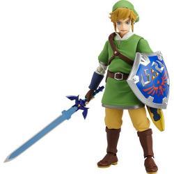 The Legend of Zelda Skyward Sword Figura Figma Link 14 cm - Imagen 1