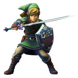 The Legend of Zelda Skyward Sword Estatua PVC 1/7 Link 20 cm - Imagen 1