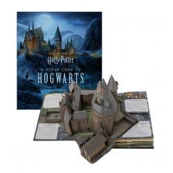 Harry Potter Libro pop-up 3D A Pop-Up Guide to Hogwarts *INGLÉS* - Imagen 1