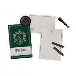 Harry Potter Set de papelería Deluxe Slytherin - Imagen 1