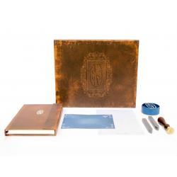 Animales fantásticos Set de papelería Deluxe Newt Scamander - Imagen 1