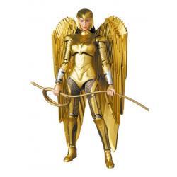 Wonder Woman Movie Figura MAF EX Wonder Woman Golden Armor Ver. 16 cm - Imagen 1