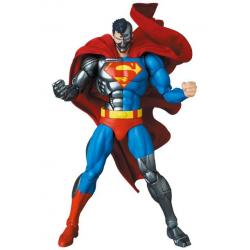 The Return of Superman Figura MAF EX Cyborg Superman 16 cm - Imagen 1